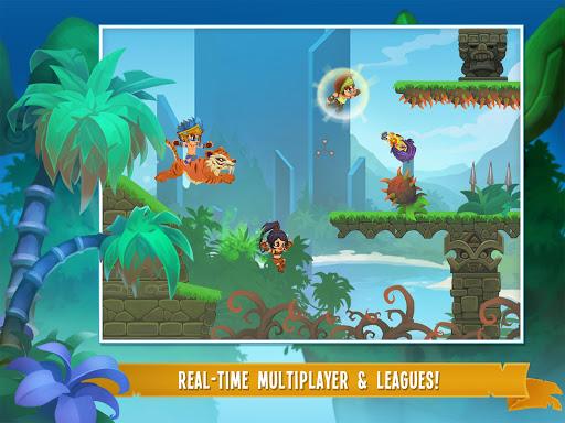 Dash Legends Multiplayer Race screenshot 4