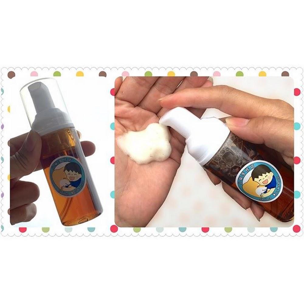 黑糖肉桂老薑皂液(起泡瓶) 150ml $68