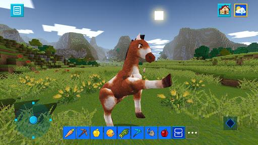 Terra Craft: Build Your Dream Block World modavailable screenshots 5