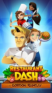 RESTAURANT DASH 2.4.7 MOD (Unlimited Coins) Apk 1