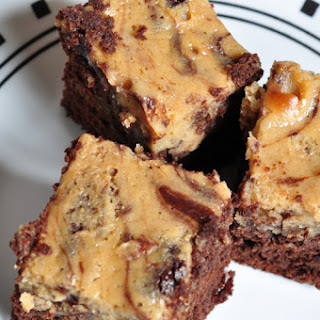 Cookie Butter Cheesecake Brownies