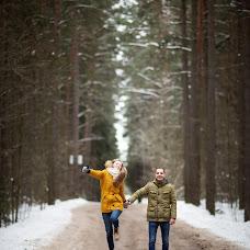 Wedding photographer Aleksandra Bozhok (SashkaB). Photo of 30.01.2017