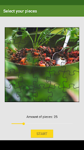 Food Puzzle - náhled