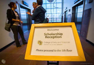 Photo: College of Arts and Sciences Scholarship Celebration
