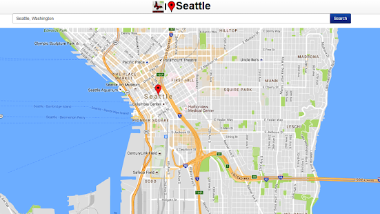 Seattle Map - Apps on Google Play