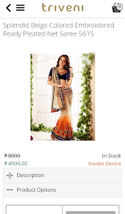 Triveni Ethnics Shopping App screenshot 6