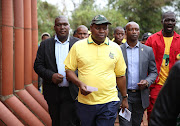 Zweli Mkhize received R6.5m from businessman Edwin Sodi in a transaction referenced as 'Zweli Mkhize'. Sodi said it was a donation to the ANC and Mkhize's name was used as he was ANC treasurer-general at the time.