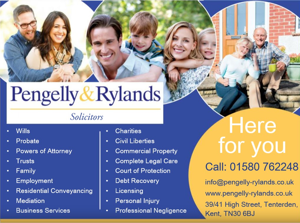 Pengelly and Rylands Solicitors Tenterden