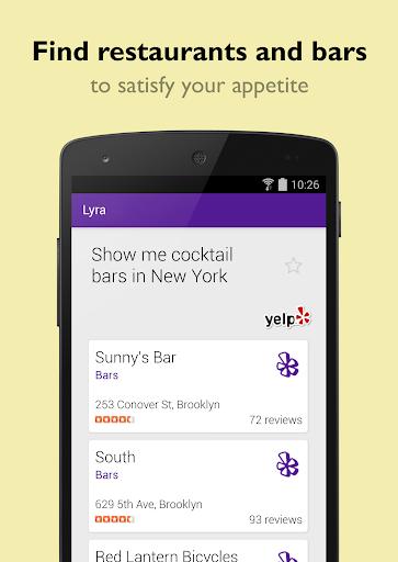 Lyra Virtual Assistant 1.31 Screenshots 7