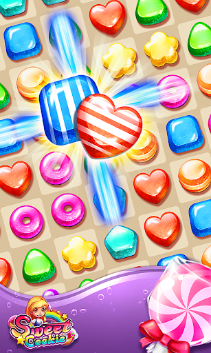 Sweet Cookie -2019 Puzzle Free Game 1.2.0 de.gamequotes.net 2