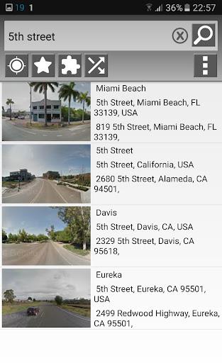 Street Panorama View 4.0.2 screenshots 8