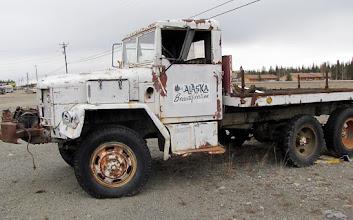Photo: Tok Junction Park Department Truck