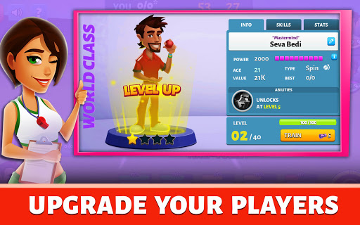 Hitwicketu2122 Superstars: Cricket Strategy Game apkmr screenshots 11