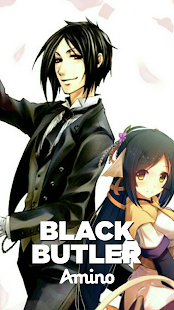Black Butler Amino - náhled