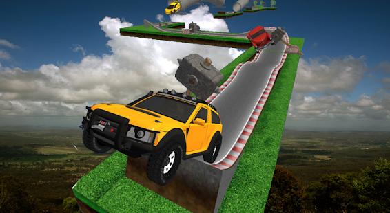 Indian Car Stunt Drift Racing - náhled