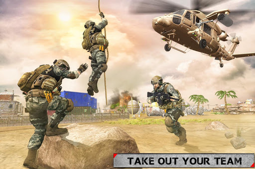 FPS Action Doctrine: Free Action Games 3.0 screenshots 6