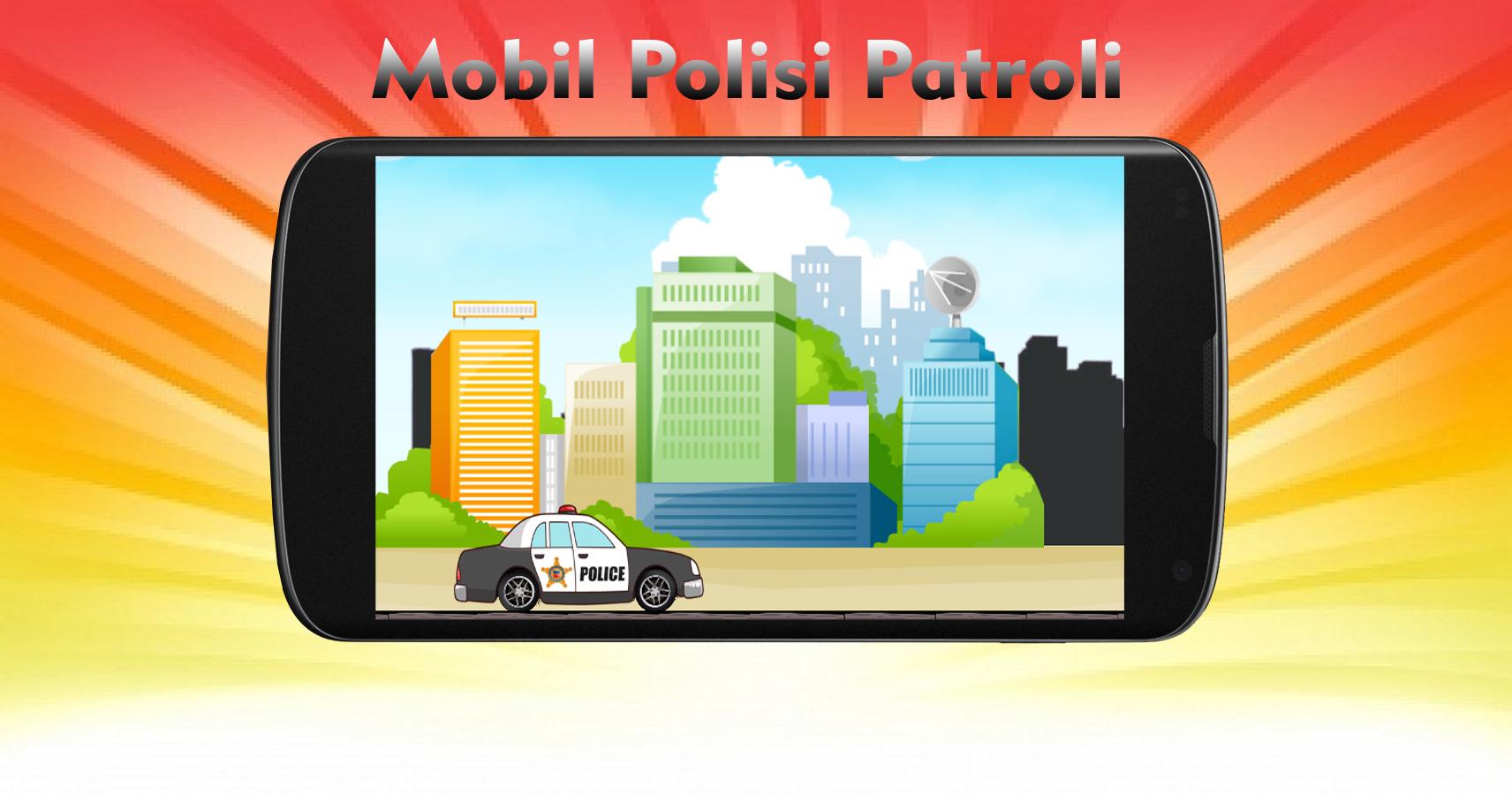 Mobil Polisi Patroli Simulator Apl Android Di Google Play