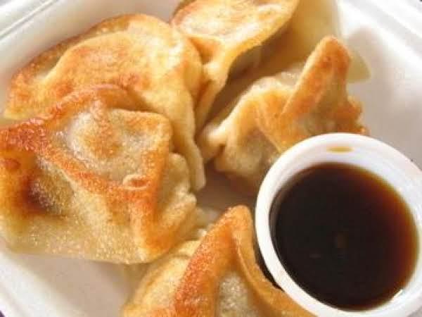 Chinese Fried Pork Dumplings Recipe
