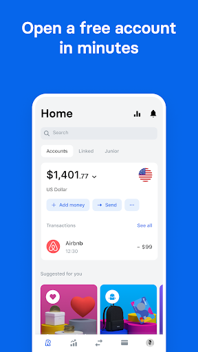 Revolut - Get more from your money screenshot 2