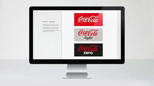 Scandinavian Coca-Cola Sustainable Brand Identity preview