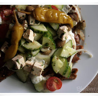 Greek Vegetarian Gyro Recipes
