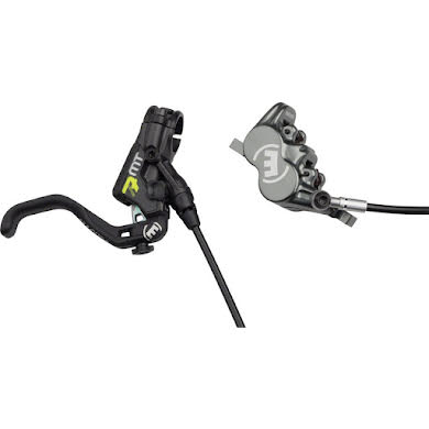 Magura MT7 4-Piston Disc Brake and HC1 Lever Front or Rear with 2000mm Hose