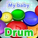 My baby Drum icon