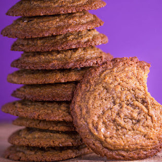 Grant's No-Measure Peanut Butter Cookies