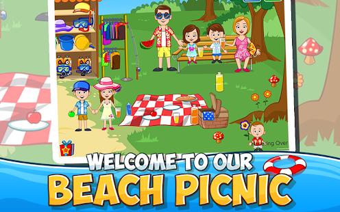 My Town : Beach Picnic-おすすめ画像(1)