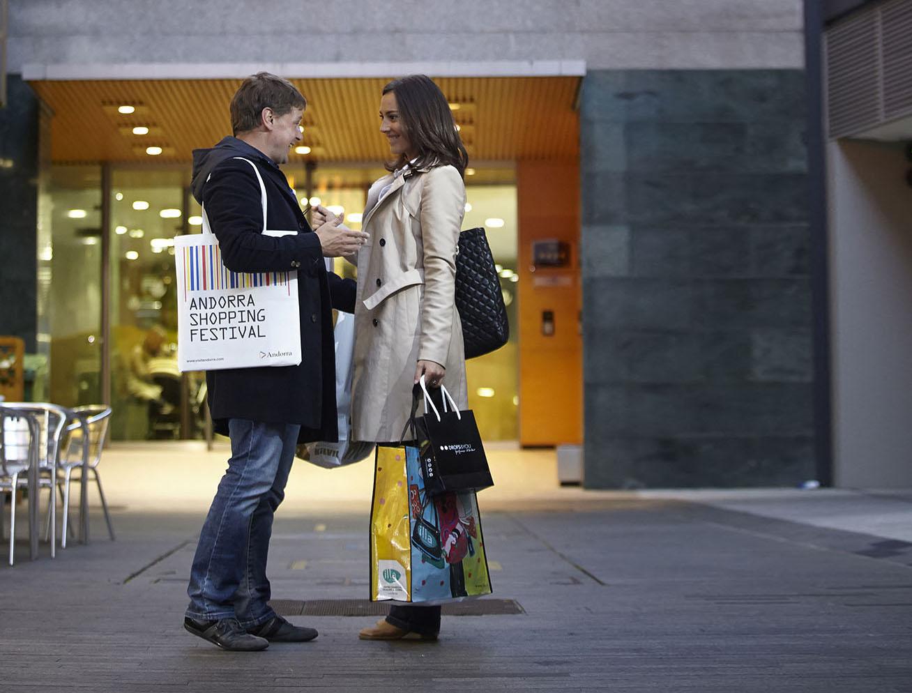 Compras em Andorra