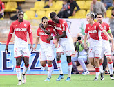 Monaco s'est imposé 2-1 contre Nantes