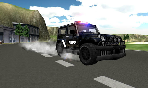 Police Super Car Driving apkpoly screenshots 2