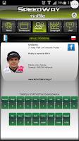 Screenshot of Speedway moBile