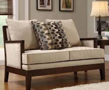 Wooden Sofa Design Ideas- screenshot thumbnail ...