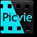 Picvie Album (Photos + Videos) icon