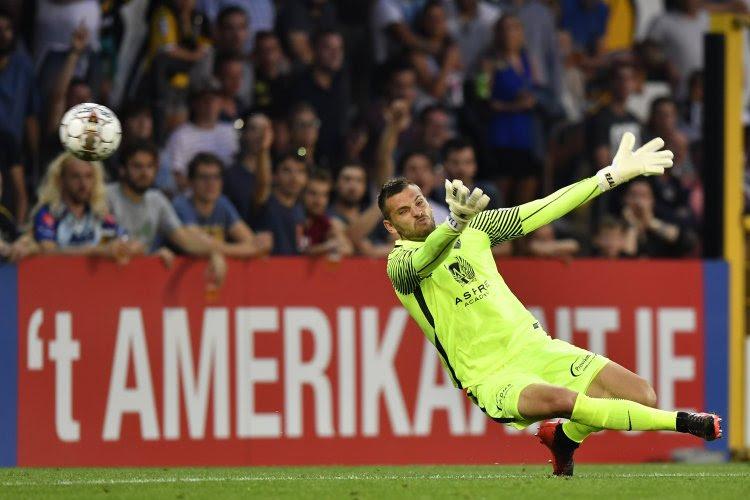 Club Brugge trekt nu al aan mouw van nieuwe doelman voor januari