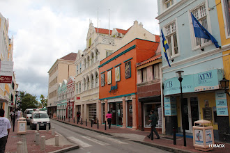 Photo: Centro de Willemstad, Curazao