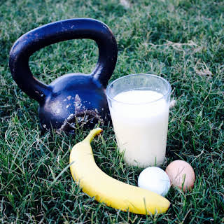 The Perfect Paleo Post Workout Protein Shake.