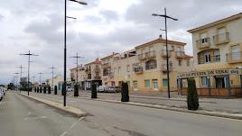 La diputación Provincial cofinanciará uno de los dos proyectos para la renovación del alumbrado público en Vera.