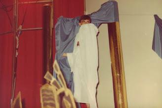 "Photo: Teatro La Paz - ""La Paz"" Dir. Daniel Lebrato 1983/84 www.juanduque.net"