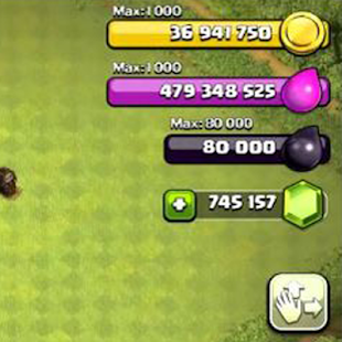 Cheat For Clash Of Clans-Royal - náhled