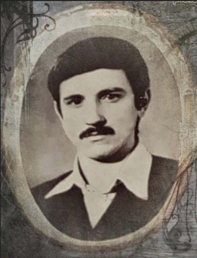 Складач поїздів Володимир Клоноз, який загинув у результаті залізничної катастрофи на станції Гнівань Південно-Західної залізниці 7 червня 1991 року