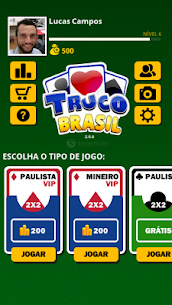 Truco Brasil – Truco online 4