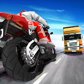 Highway Bike Stunt Race