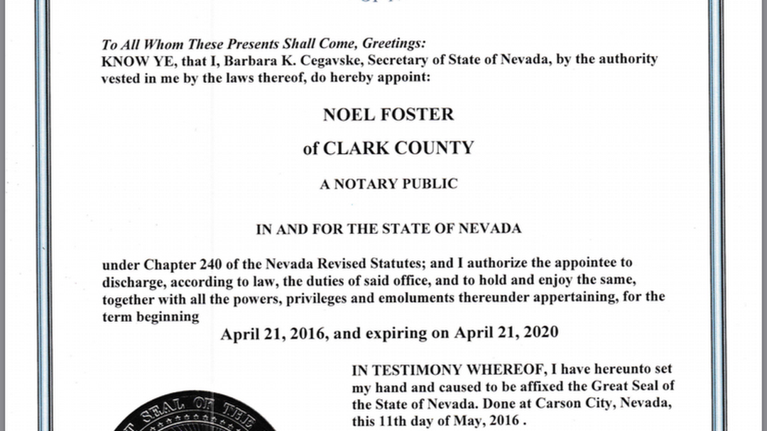 Black Shadow Mobile Notary LLC - Notary Public in Las Vegas