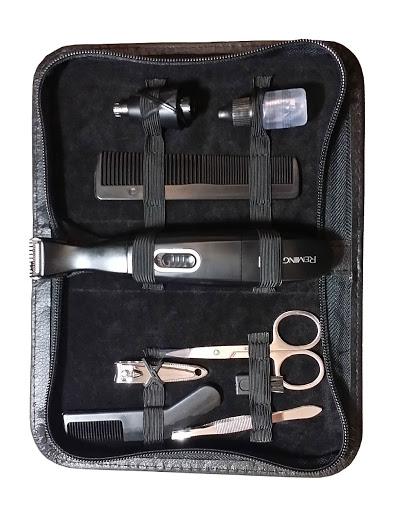 kit cortador personal remington de viaje