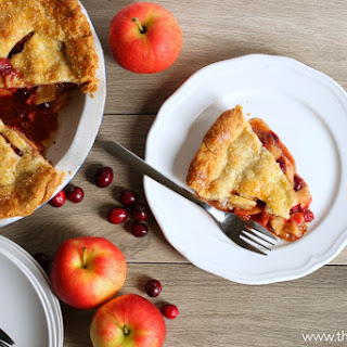 Cranberry Apple Pie and 10 No-Fail Tips For The Perfect Pie Every Time!.