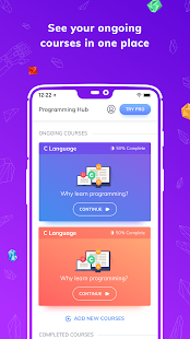 App Programming Hub: Learn to Code APK for Windows Phone
