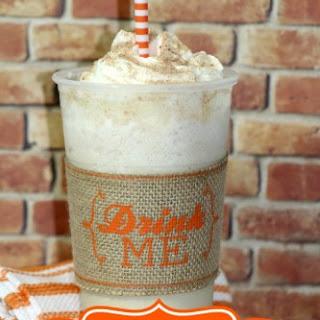 Copycat Starbucks Cinnamon Roll Frappuccino