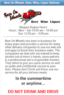 Beer On Wheels- screenshot thumbnail